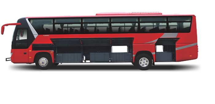 ZK6120D1 Luxury Version Details of interiors and exteriors