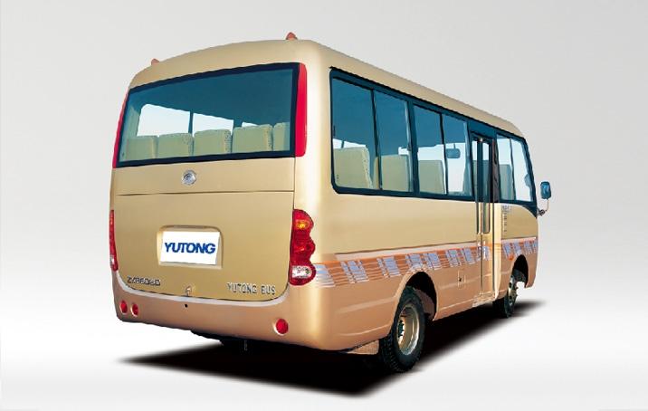 ZK6608DM yutong bus(Autobús Turístico,)