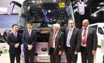 Yutong aparece en la Exposición del Bus Mundial de Bélgica con dos modelos estrenados al mundo