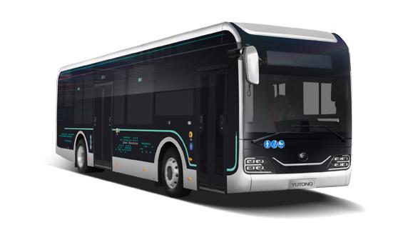 ZK6118BEVG yutong bus( Autobús Urbano )
